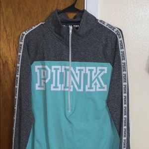 PINK workout long sleeve